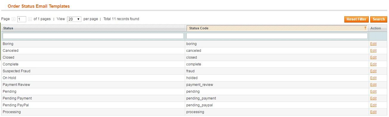 Extendware Custom Order Status Email Templates Magento Extension Review; Extendware Custom Order Status Email Templates Magento Module Overview