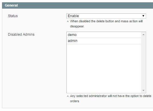 Extendware Delete Orders Magento Extension Review; Extendware Delete Orders Magento Module Overview