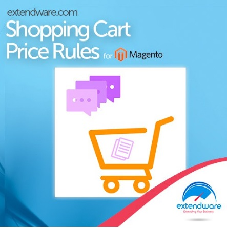 Extendware Shopping Cart Price Rules Magento Extension Review; Extendware Shopping Cart Price Rules Magento Module Overview