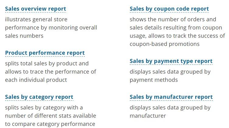 Magento 2 Advanced Reports Amasty vs Mirasvit vs aheadWorks