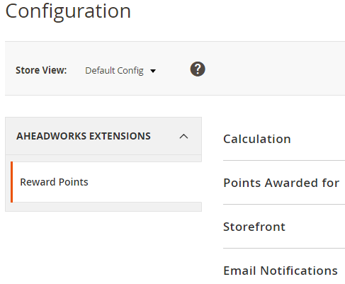 AheadWorks Reward Points Magento 2 Extension Module Review