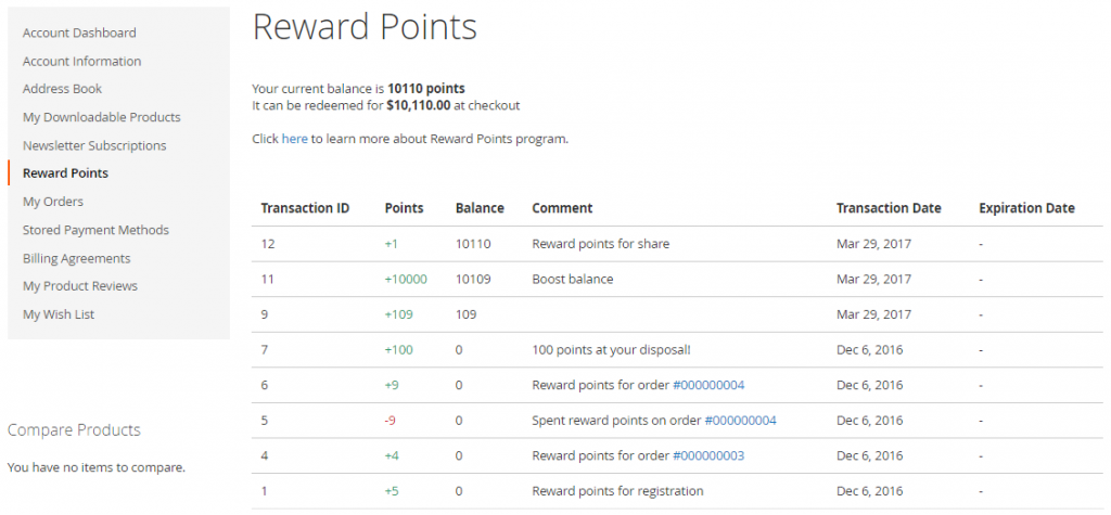 AheadWorks Reward Points Magento 2 Extension Module Review
