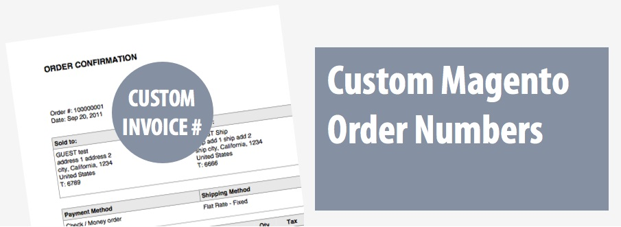 Fooman Order Number Customiser Magento 2 Extension Review; Fooman Order Number Customiser Magento 2 Module Overview