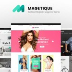 Brilliant Website with Magetique Magento 2 Theme