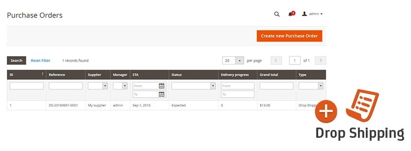 Boost My Shop Magento 2 Drop Shipping Extension Review; Boost My Shop Magento 2 Drop Shipping Module Overview