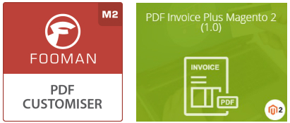Magento 2 PDF Customizers Comparison: Fooman vs Magestore