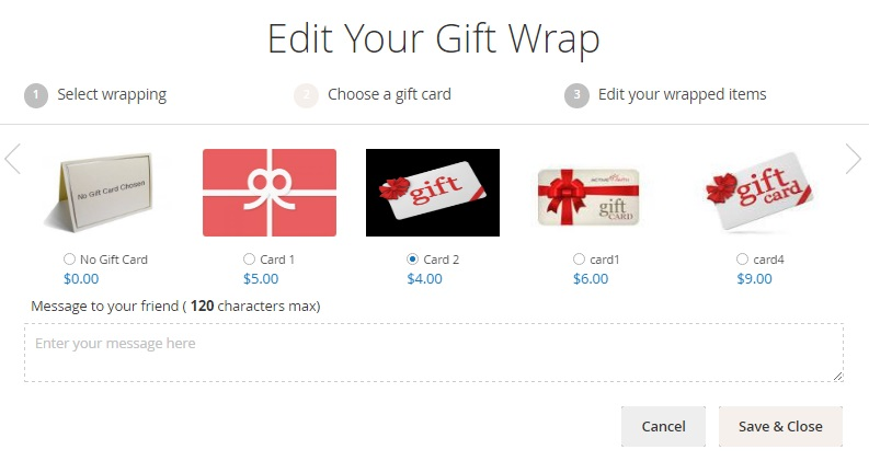 Magestore Gift Wrap Magento 2 Extension Review; Magestore Gift Wrap Magento 2 Module Overview