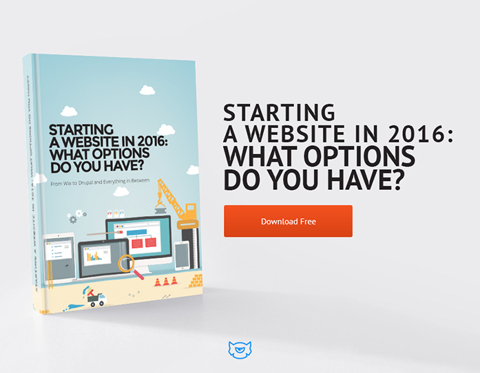 Starting a Website in 2016 What Options Do You Have