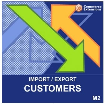 Commerce Extensions Advanced Customer Import Export Magento 2 Module