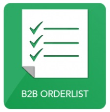 Ecomwise B2B Orderlist Magento 2 Extension Review; Ecomwise B2B Orderlist Magento 2 Module Overview