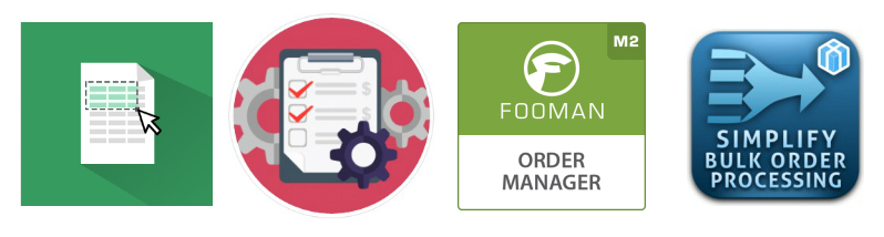Magento 2 Order Management Tools Comparison (Amasty vs Mageworx vs Fooman vs Xtento)