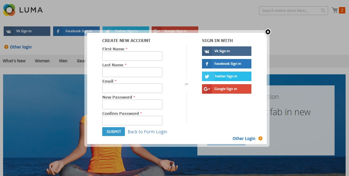 Magestore Social Login Magento 2 Extension Review; Magestore Social Login Magento 2 Module Overview