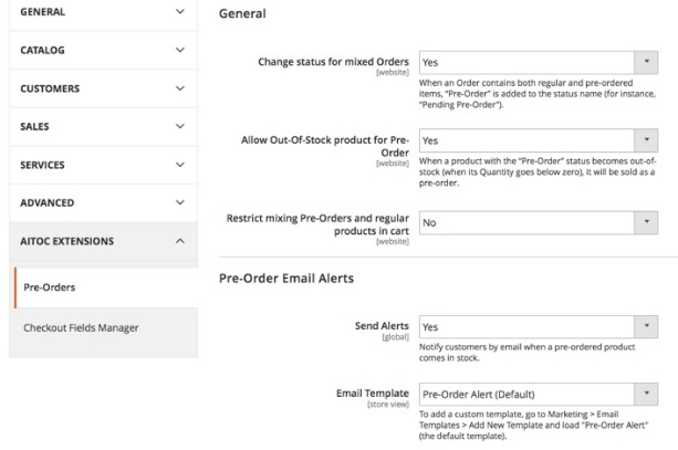 Pre-Order Backorder for Magento 2 by Mageworx