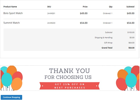 Amasty One Step Checkout Magento 2 Extension