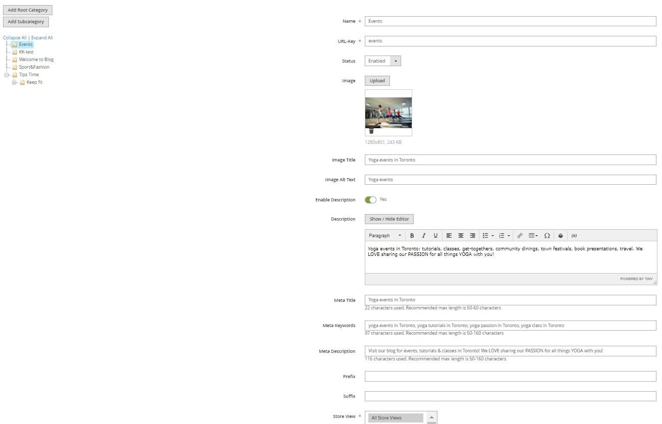 Magento 2 Blogs Comparison aheadworks vs amasty