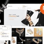 Jewelrix – Magento 2 Theme for a Luxury Jewelry Store