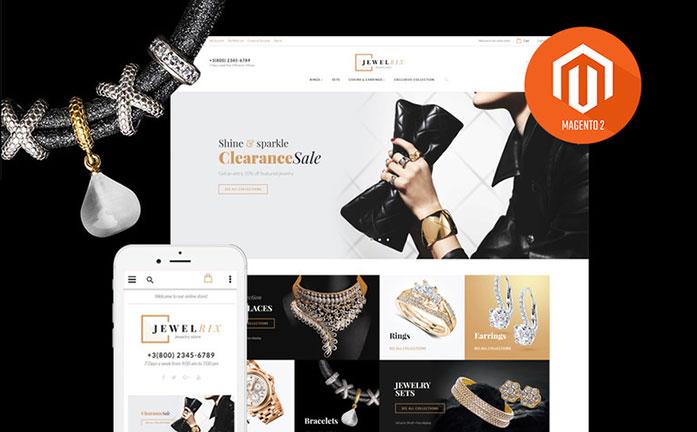 jewelrix Magento 2 Theme
