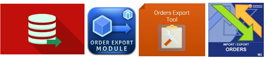 Magento 2 Order Export Extensions Comparison (Amasty, Xtento, Wyomind, Commerce Extensions)