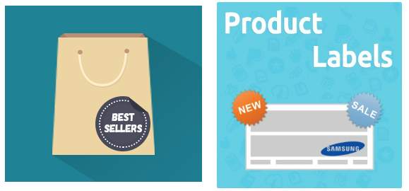 Magento 2 Product Labels Comparison (Amasty, Mirasvit)