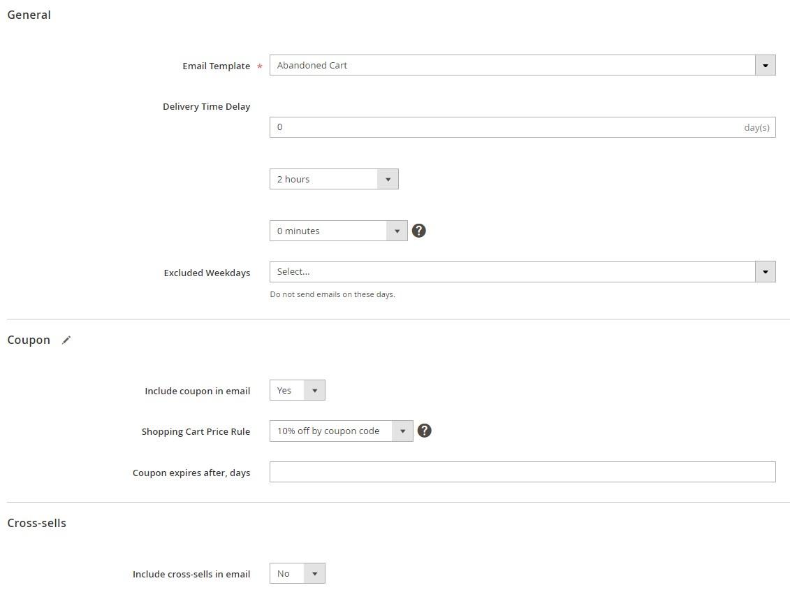 Mirasvit Magento 2 follow up email extension