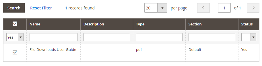 Magento 2 Product Attachments Extensions Comparison Amasty Mageworx