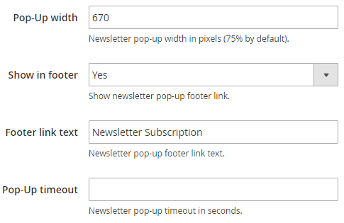 TemplateMonster Newsletter Popup Magento 2 Extension Module Review