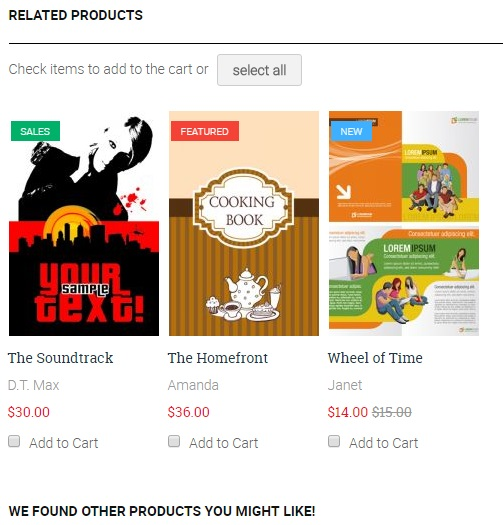 UB Bookshop Magento 2 Theme Template