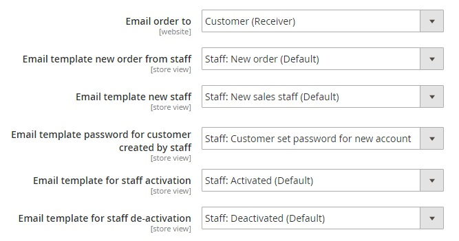 Sales Staff Magento 2 Extension Module Review