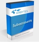 AIRBYTES Sub Logins Sub Accounts Magento 2 Extension Module