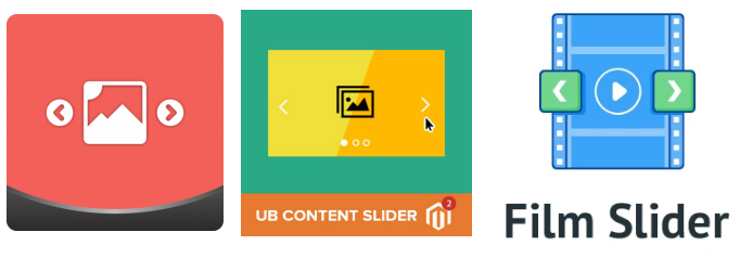 Magento 2 Banner Slider Comparison aheadWorks, UberTheme, TemplateMonster