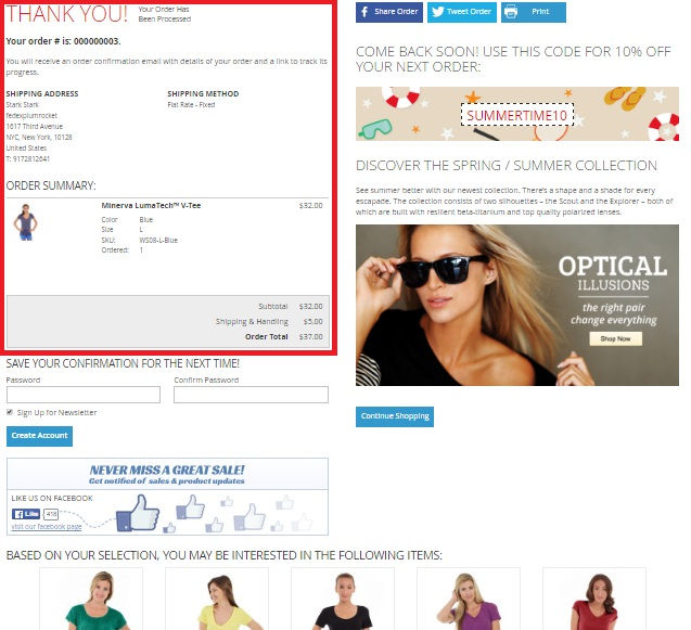 Checkout Success Page Magento 2 Extension Module Review