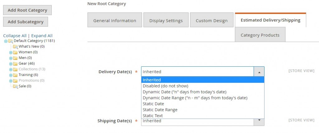 Estimated Delivery Date Magento 2 Extension Module