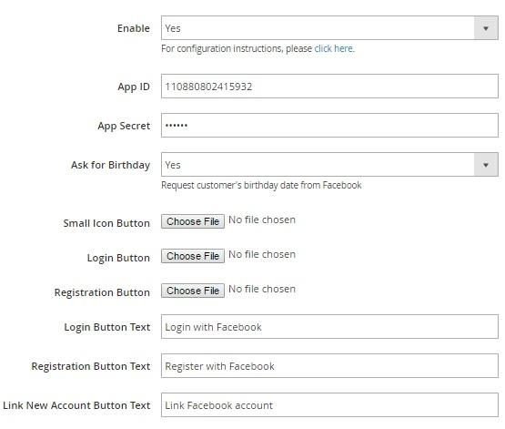 Social Login Pro Magento 2 Extension Module