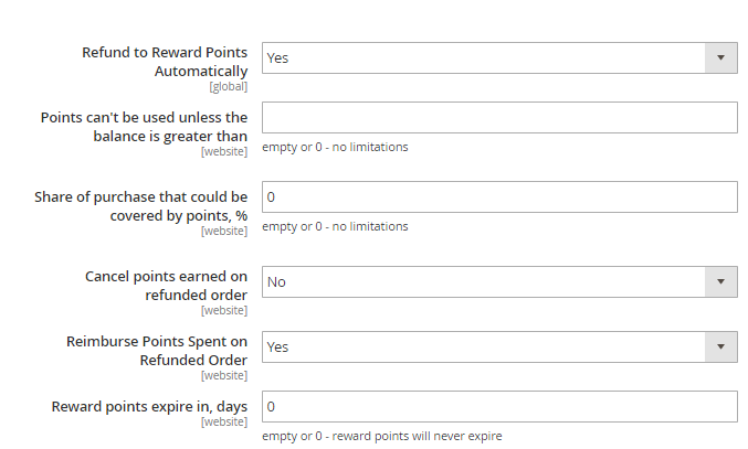 Reward Points Magento 2 Extensions