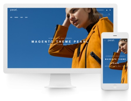 Magento 2  Full Page Scroll CMS Extension