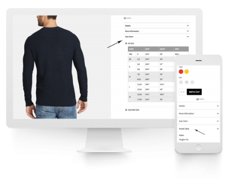magento 2 product page template