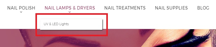 Frodeca Magento 2 manicure and nail supplies template