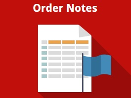 Magento 2 Order Notes Extension