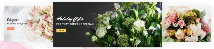 Magento 2 Flower Shop Theme