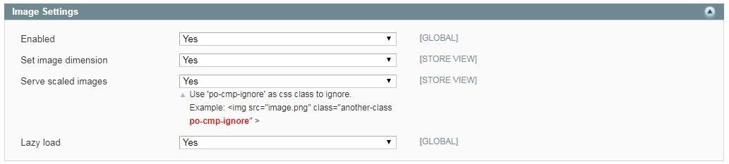 PotatoCommerce JS & CSS Compressor + Image Optimization Magento
