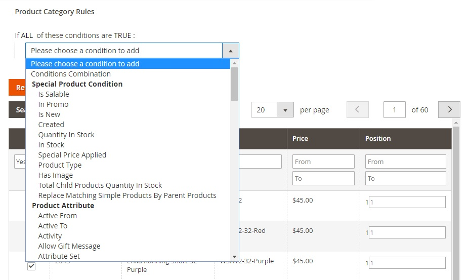 Magento 2 Dynamic Category Extension
