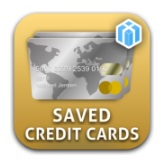 Magento 2 Saved Credit Cards payment method