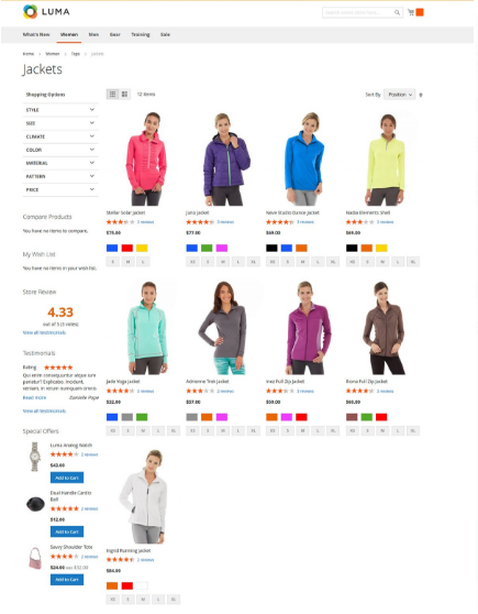 Magento 2 Product Highlight Extension