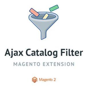 Magento 2 Ajax Catalog Filter Module