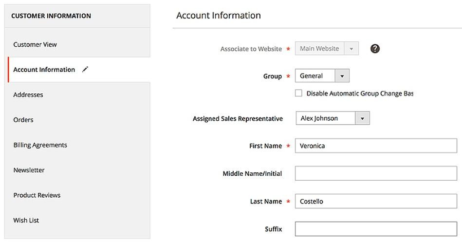Magento 2 Sales Reps and Dealers Extensions Comparison