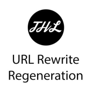 Regenerate URL Rewrites Magento 2