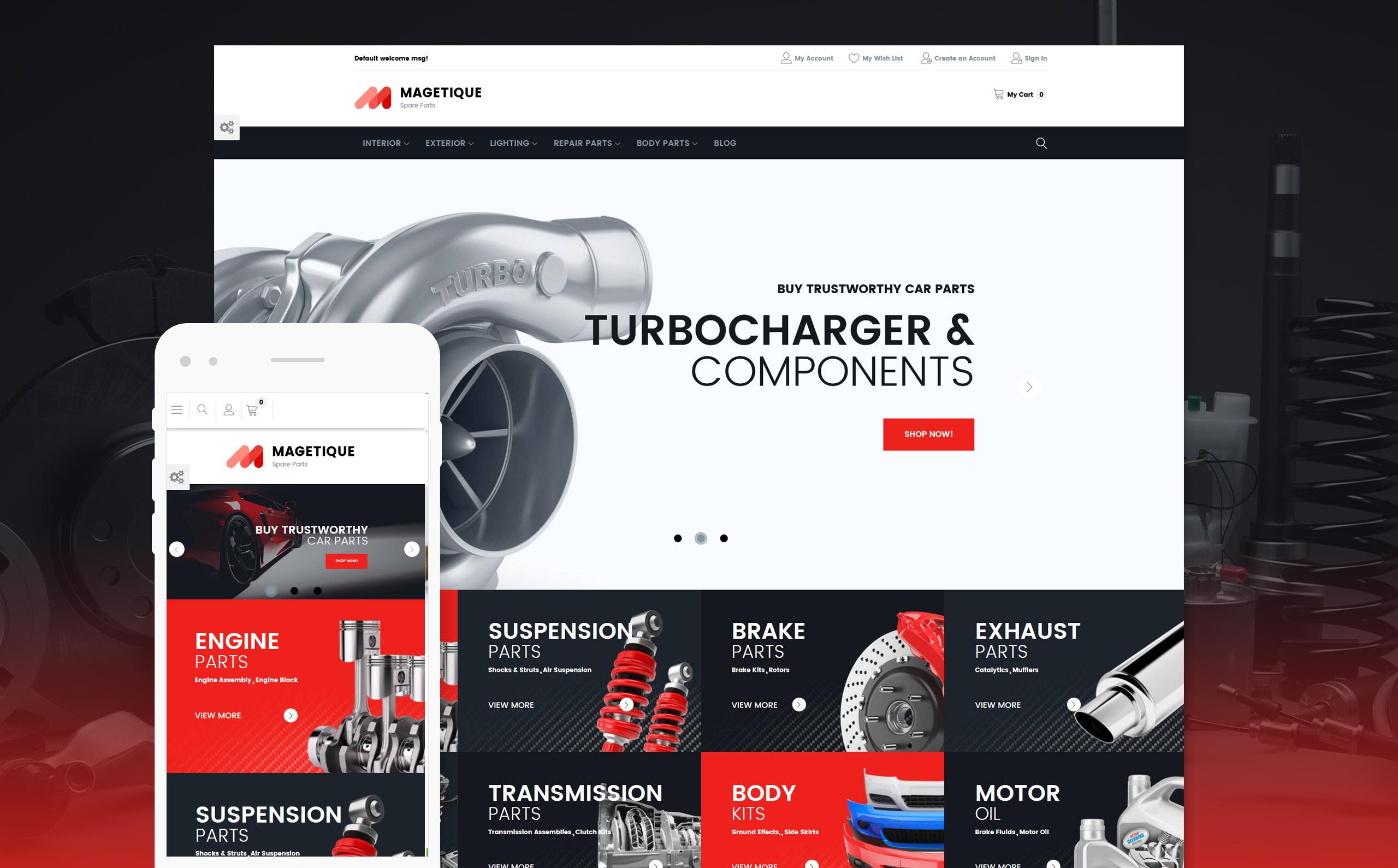 Car Price Countdown Website