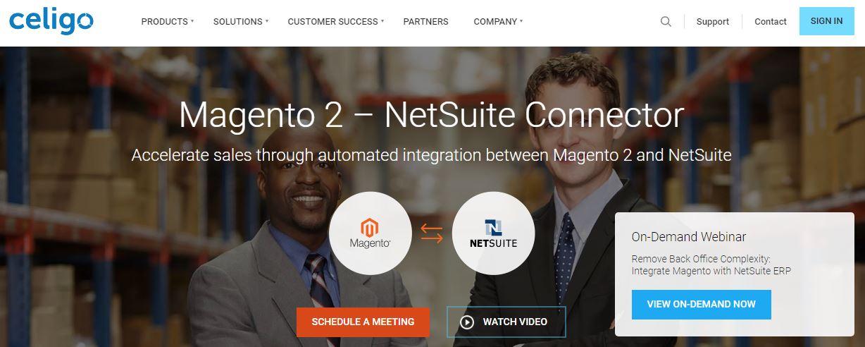 Magento 2 iPaaS; Magento 2 Cloud Automation