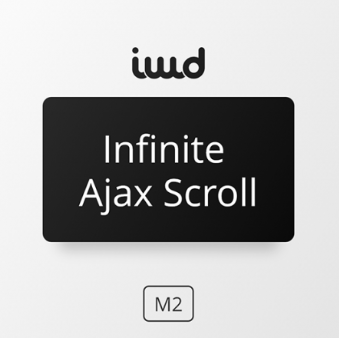 Magento 2 AJAX scroll extension