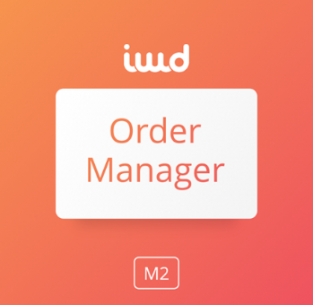 Magento 2 order management extension